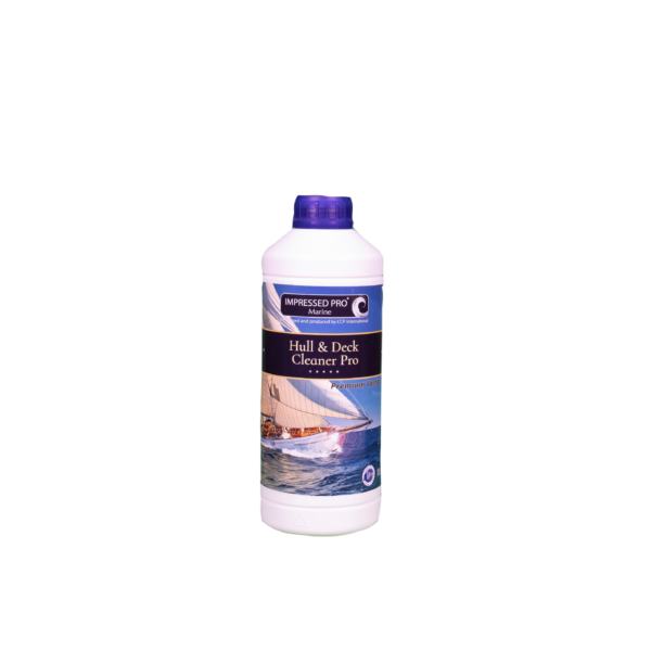Hull & Deck Cleaner Pro 1 ltr