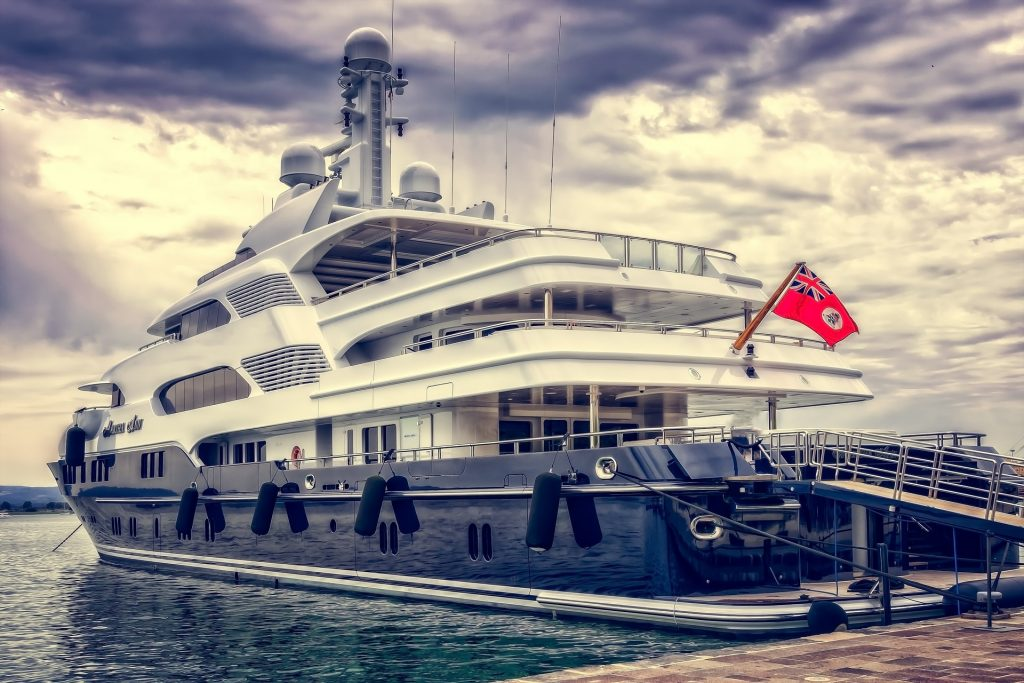 Yacht-Blue